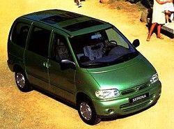 Nissan Serena 2.0 16V 4WD (140hp)(C23M) фото