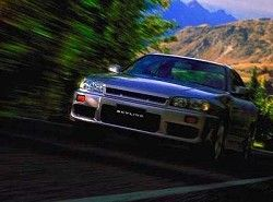 Skyline 2.5i 24V GTS Nissan фото