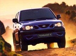 Terrano II 2.4 4WD (116hp) (3dr)(R20) Nissan фото