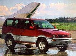 Terrano II 2.4 4WD (116hp) (5dr)(R20) Nissan фото