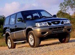 Nissan Terrano II 2.4 4WD (118hp) (5dr)(R21) фото