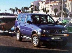Nissan Terrano II 2.4 4WD (118hp) (5dr)(R20) фото