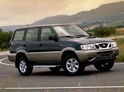 Terrano II 2.7TD (125hp) (5dr)(R21) Nissan фото