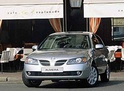 Nissan Almera 1.5 (3dr) (98hp)  N16(2002) фото