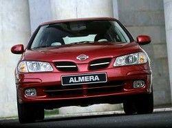 Almera 1.5 (5dr) (90hp)  N16 Nissan фото