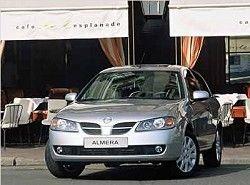 Nissan Almera 1.8 (3dr) (116hp)  N16(2002) фото
