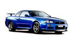 Nissan Skyline GT-R фото