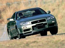 Skyline GT-R Nissan фото