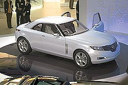 Nissan Foria фото