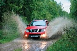 Nissan 2.5 dCi Double Cab 4WD (174 Hp) фото