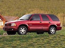 Oldsmobile Bravada 4.3 V6(T13W) фото