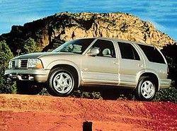 Bravada 4.3 V6(T13W) Oldsmobile фото