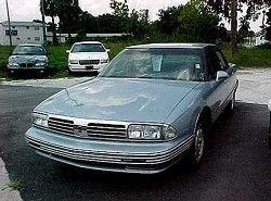 Oldsmobile Ninety-Eight 3.8 supercharged фото