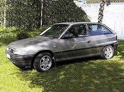 Opel Astra F 1.4i (3dr) Hatchbak(T92) фото