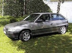 Opel Astra F 1.6 (3dr) (75hp)(T92) фото