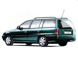 Astra F 1.6 (75hp) Caravan(T92) Opel фото