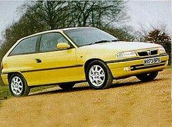 Opel Astra F 1.6i 16V (3dr) (101hp)(T92) фото