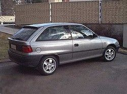 Astra F 1.6i 16V (3dr) (101hp)(T92) Opel фото