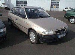 Opel Astra F 1.6i 16V (5dr) (101hp)(T92) фото