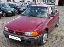 Astra F 1.6i 16V (5dr) (101hp)(T92) Opel фото