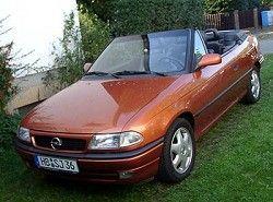 Opel Astra F 1.6i Cabrio(T92) фото