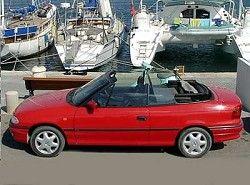 Astra F 1.6i Cabrio(T92) Opel фото