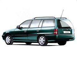 Opel Astra F 2.0 Caravan(T92) фото
