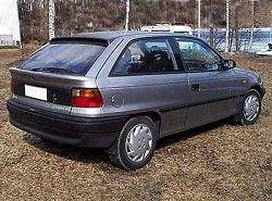 Astra F 2.0 16V (3dr)(T92) Opel фото
