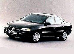 Opel Astra F 2.0 16V Sedan(T92) фото