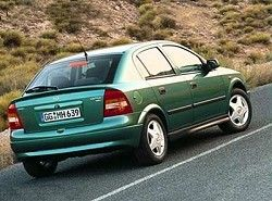 Astra G 1.2 16V (5dr) (65hp)  (T98)  Opel фото
