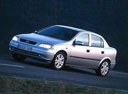 Opel Astra G 1.2 16V (65hp) Sedan(T98) фото
