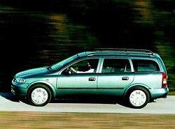 Opel Astra G 1.2 16V (75hp) Caravan(T98) фото