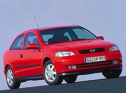 Astra G 1.6 (3dr) (85hp)(T98) Opel фото