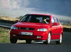 Astra G 1.6 (5dr) (75hp)  (T98)  Opel фото