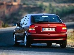 Opel Astra G 1.6 (5dr) (85hp)(T98) фото