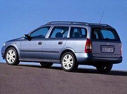 Opel Astra G 1.6 (85hp) Caravan(T98) фото