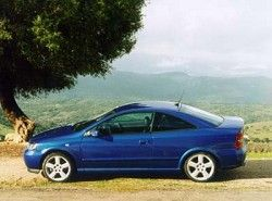 Astra G 1.8 16V (116hp) Coupe  (T98)  Opel фото