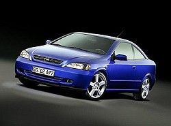 Opel Astra G 1.8 16V (125hp) Coupe(T98) фото