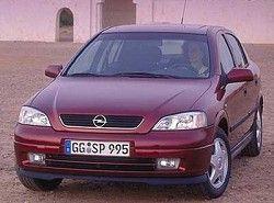 Opel Astra G 1.8 16V (125hp) Sedan(T98) фото