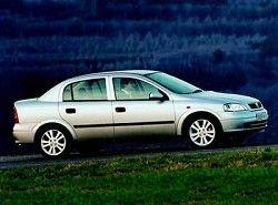 Astra G 1.8 16V (125hp) Sedan(T98) Opel фото