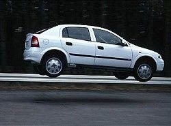 Opel Astra G 2.0 16V (5dr) Hatchbak(T98) фото