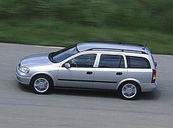 Astra G 2.0 16V Caravan(T98) Opel фото