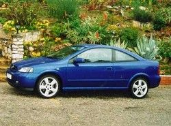 Opel Astra G 2.0 16V Coupe(T98) фото