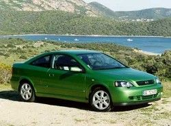 Astra G 2.0 16V Coupe(T98) Opel фото