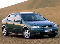 Opel Astra G 2.0 16V DTi (5dr) (82hp)(T98) фото