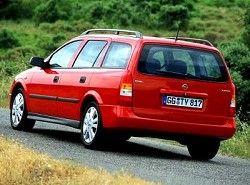 Opel Astra G 2.0 16V DTi (82hp) Caravan(T98) фото