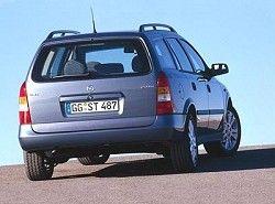 Astra G 2.0 16V DTi (82hp) Caravan(T98) Opel фото