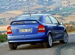 Opel Astra G 2.0 16V OPC (3dr) Hatchbak(T98) фото
