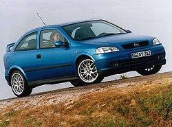 Astra G 2.0 16V OPC (3dr) Hatchbak(T98) Opel фото
