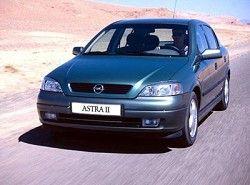 Opel Astra G 2.0 16V OPC (5dr) Hatchbak(T98) фото